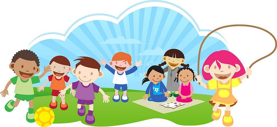 Ilustracja do informacji: Wakacyjna oferta dla dzieci!