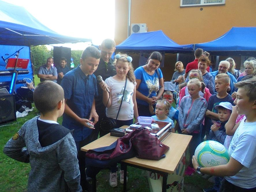 Ilustracja do informacji: Piknik Rodzinny w Rakowicach