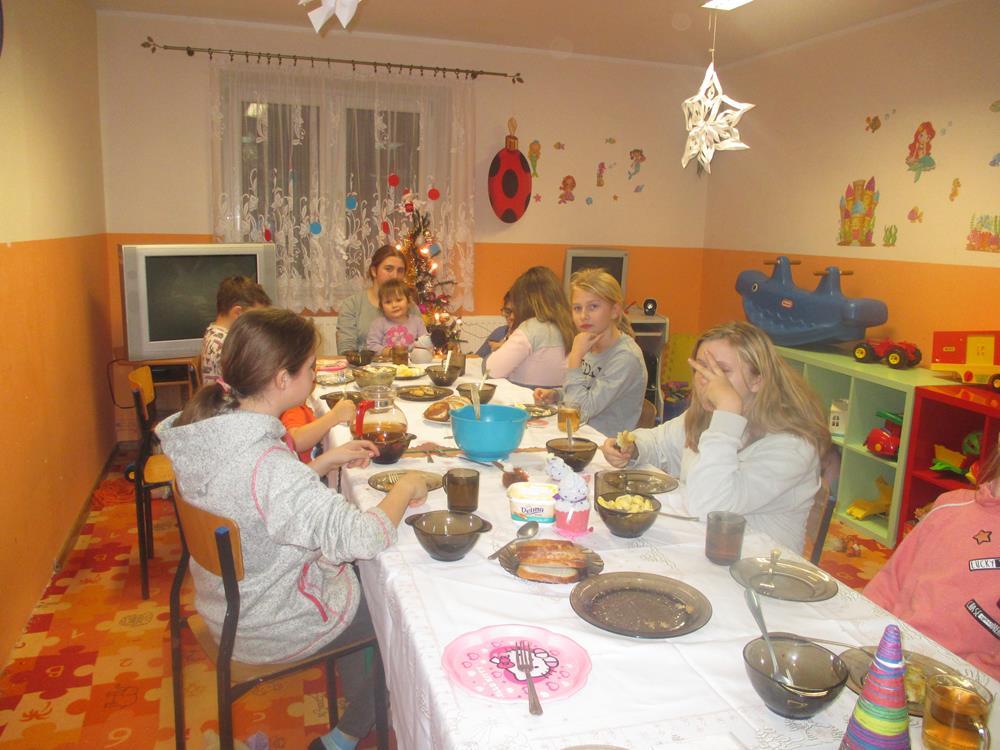 Ilustracja do informacji: Świąteczne przygotowania w Szczepankowie