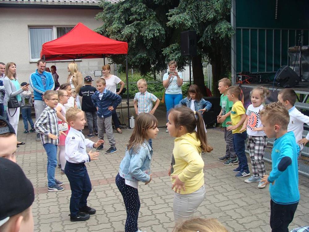 Ilustracja do informacji: Piknik Rodzinny w Sampławie