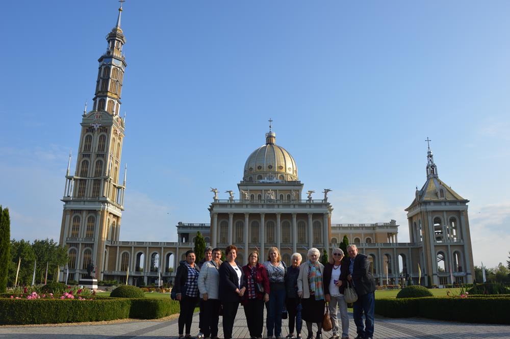 Ilustracja do informacji: Z wizytą w Licheniu