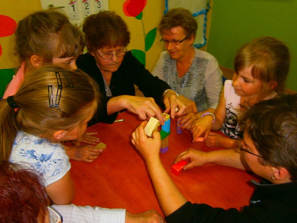 Ilustracja do informacji: Rodzinne spotkanie w Łążynie
