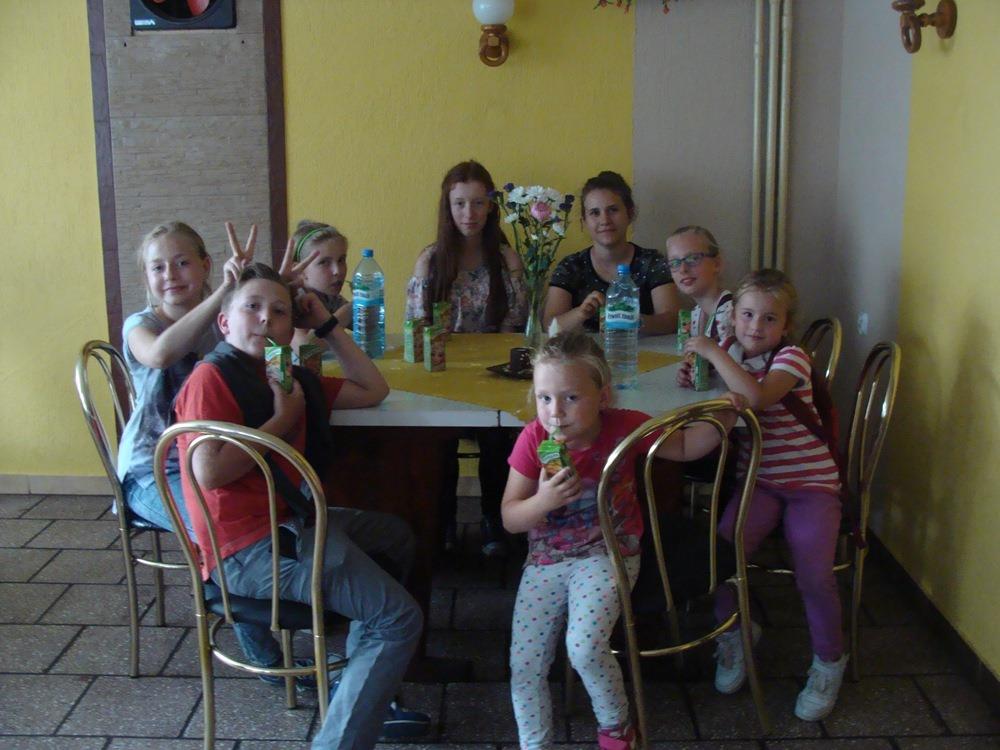 Ilustracja do informacji: Świetlicowe wieści z Sampławy