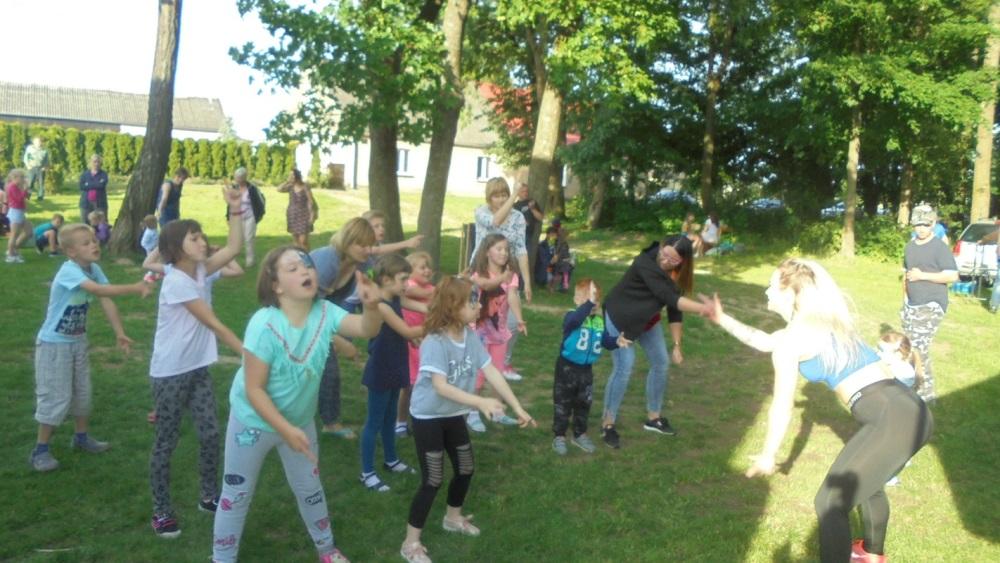 Ilustracja do informacji: Rodzinne popołudnie w Rakowicach