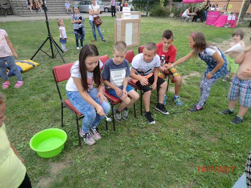 Ilustracja do informacji: Piknik Rodzinny w Targowisku