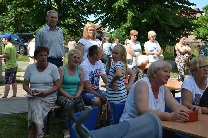 Ilustracja do informacji: Piknik Rodzinny w Mortęgach