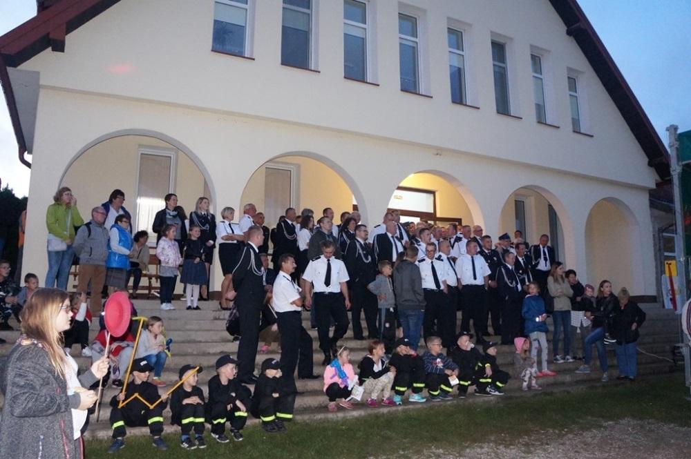 Ilustracja do informacji: Piknik Rodzinny i 105-lecie OSP w Łążynie