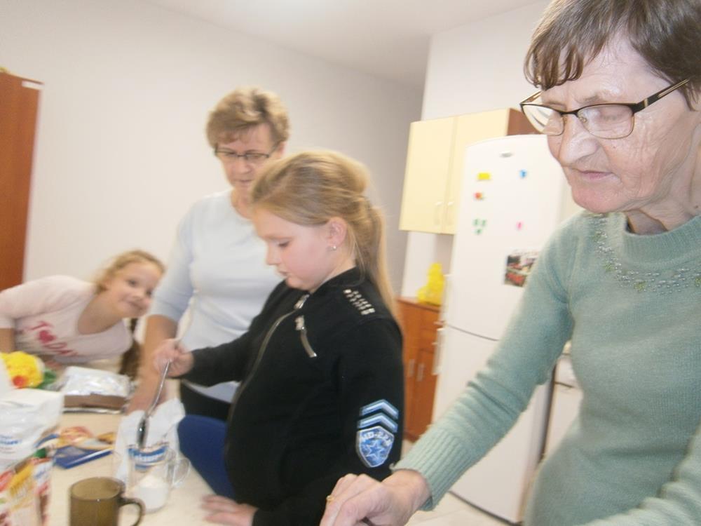 Ilustracja do informacji: Warsztaty kulinarne w Łążynie