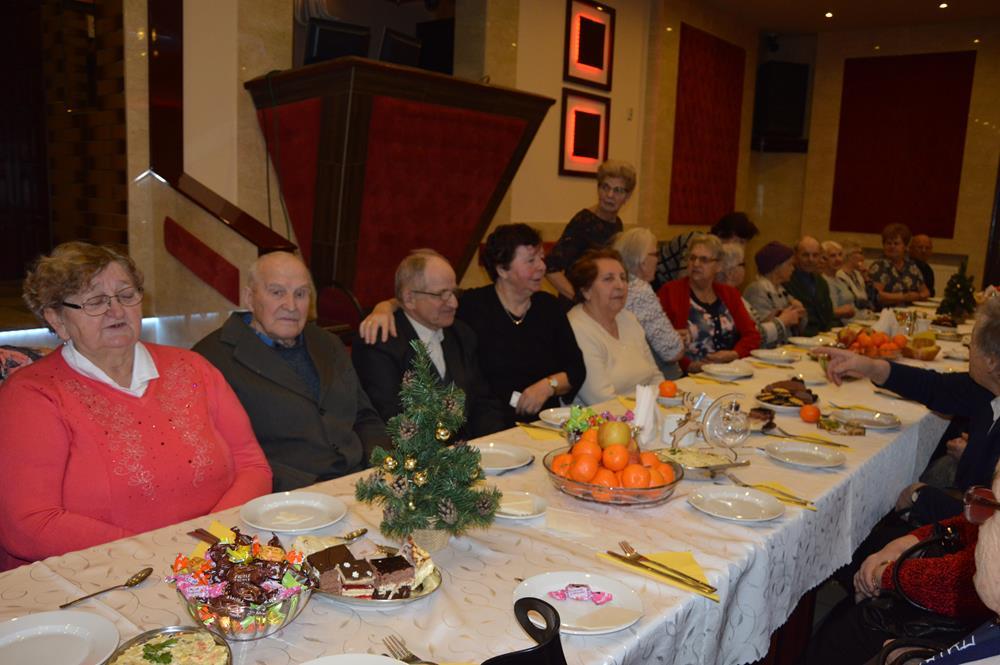 Ilustracja do informacji: Spotkanie Wigilijno-Opłatkowe w Rożentalu