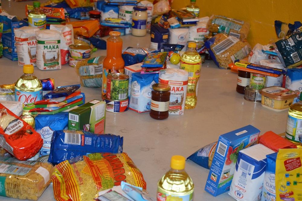 Ilustracja do informacji: Wielkanocna Zbiórka Żywności już w ten weekend!